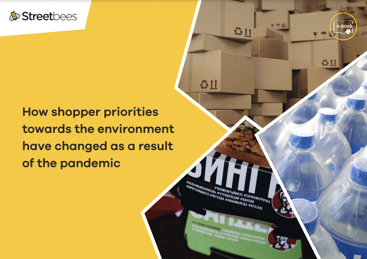 How consumer sustainability priorities have changed since pandemic