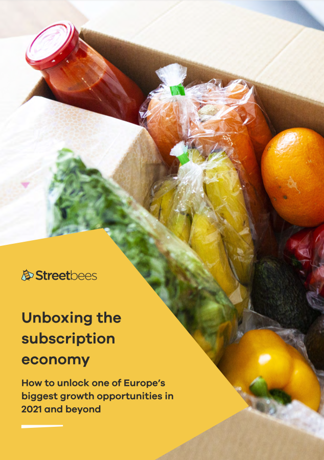 Unboxing the Subscription Economy - Streetbees Report