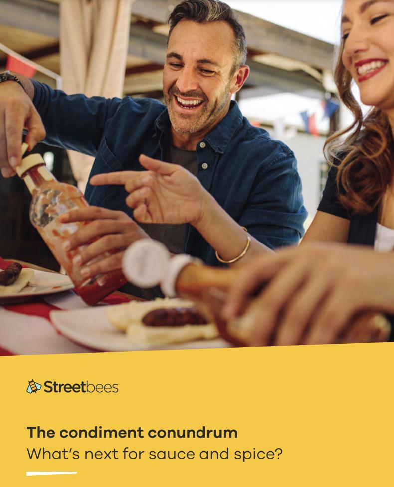 The condiment conundrum